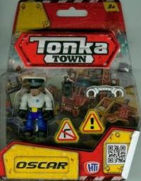 Tonka Town. Oscar Figurka z akcesoriami (6 cm) - zdjęcie zabawki, gry