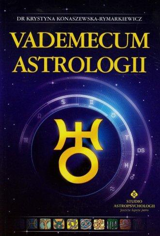 Vademecum astrologii - okładka książki