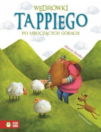 Wędrówki Tappiego po Mruczących - okładka książki
