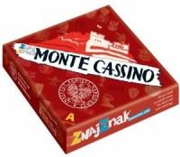 Znaj Znak - Monte Cassino. Gra - zdjęcie zabawki, gry