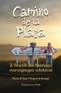 Camino de la Plata. Z Sewilli do - okładka książki