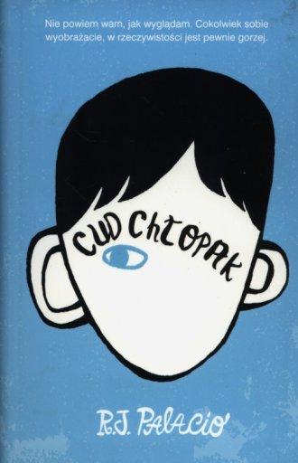 Cud chłopak - okładka książki