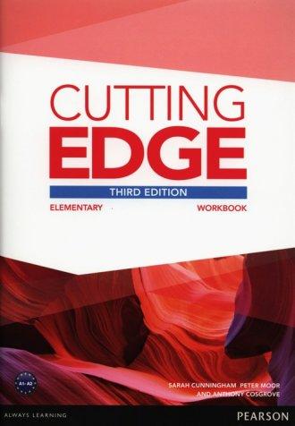 Cutting Edge. Elementary Workbook - okładka podręcznika