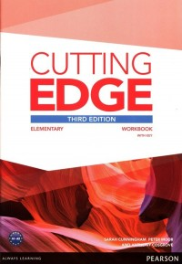 Cutting Edge. Elemetary Workbook with Key - okładka podręcznika
