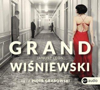 Grand (CD mp3) - pudełko audiobooku
