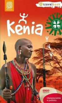 Kenia. Travelbook - okładka książki