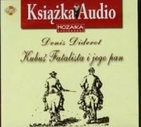 Kubuś Fatalista i jego pan - pudełko audiobooku