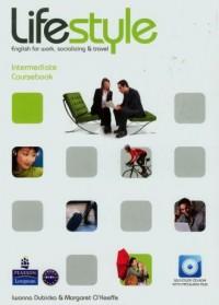 Lifestyle. Intermediate Coursebook (+ CD). B1-B1+ - okładka podręcznika