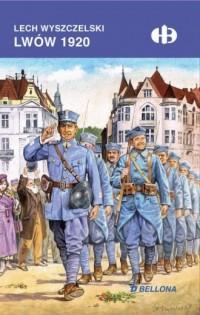 Lwów 1920 - okładka książki
