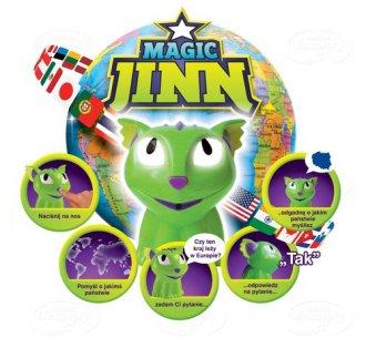 Magic Jinn. Państwa świata - zdjęcie zabawki, gry