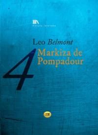 Markiza de Pompadour - okładka książki