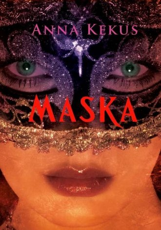 Maska - okładka książki
