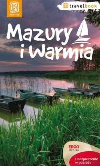 Mazury i Warmia. Travelbook - Krzysztof - okładka książki