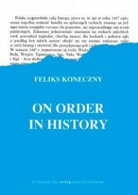 On order in history - okładka książki