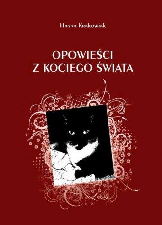 Opowieści z kociego świata - okładka książki