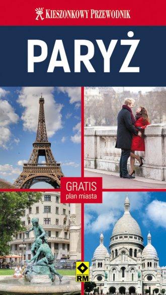 Paryż. Kieszonkowy Przewodnik - okładka książki