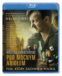 Pod Mocnym Aniołem (Blu-ray) - okładka filmu