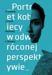 Portret kobiecy w odwróconej perspektywie - okładka książki