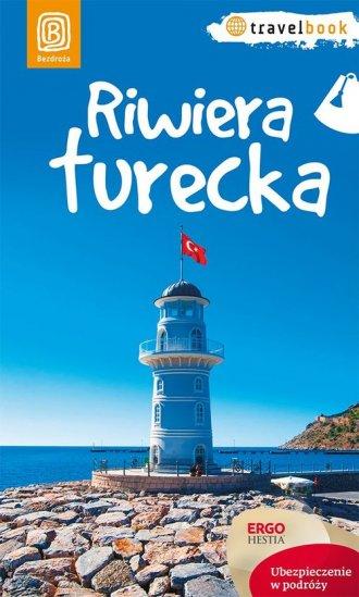 Riwiera turecka. Travelbook - okładka książki