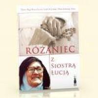 Różaniec z Siostrą Łucją - okładka książki