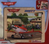 Samoloty Dusty (puzzle w ramce) - zdjęcie zabawki, gry