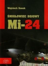 Śmigłowiec bojowy Mi-24 - okładka książki