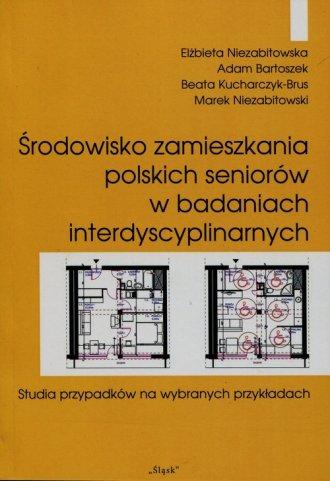 Środowisko zamieszkania polskich - okładka książki