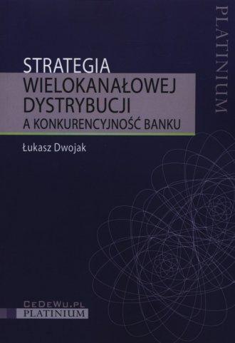 Strategia wielokanałowej dystrybucji - okładka książki