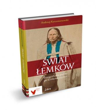 Świat Łemków. Etnograficzna podróż - okładka książki