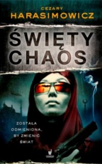 Święty Chaos - okładka książki