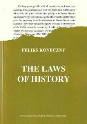 The Laws of History - okładka książki