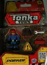 Tonka Town. Parker. Figurka z akcesoriami - zdjęcie zabawki, gry