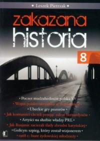 Zakazana historia 8 - okładka książki