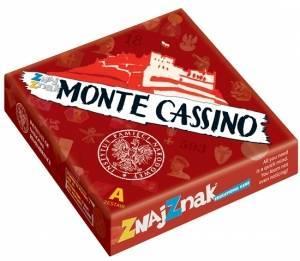 Znaj Znak - Monte Cassino (zestaw - zdjęcie zabawki, gry