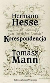 Korespondencja - okładka książki