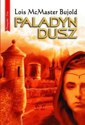 Paladyn dusz - okładka książki