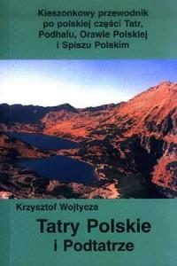 Tatry Polskie i Podtatrze. Kieszonkowy - okładka książki