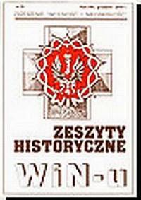 Zeszyty Historyczne Win-u nr 22 (grudzień 2004) - okładka książki