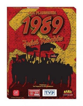 1989 Jesień Narodów - zdjęcie zabawki, gry