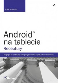 Android na tablecie. Receptury - okładka książki