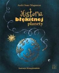 Historia błękitnej planety - okładka książki