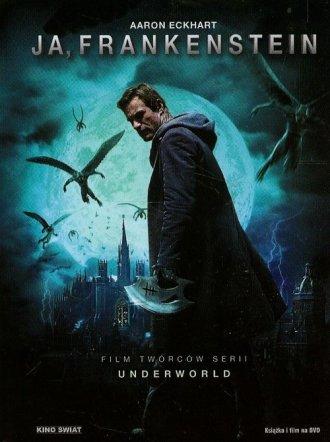 Ja, Frankenstein - okładka filmu