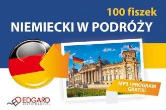 Język niemiecki. 100 Fiszek. W - okładka podręcznika