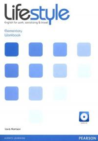 Lifestyle. Elementary Workbook (+ CD). A1-A2 - okładka podręcznika