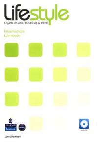 Lifestyle. Intermediate Workbook (+ CD) - okładka podręcznika