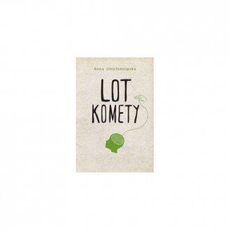 Lot komety - okładka książki