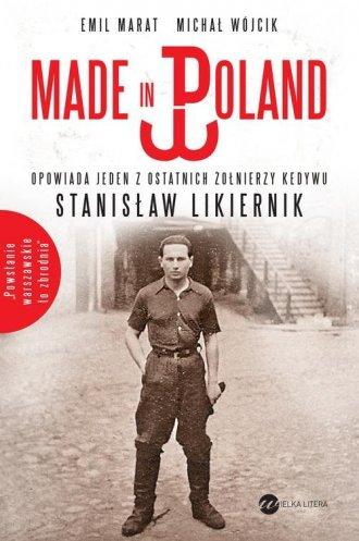 Made in Poland. Opowiada jeden - okładka książki