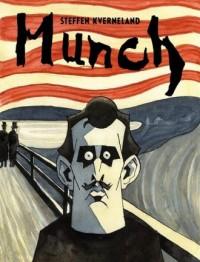 Munch - okładka książki