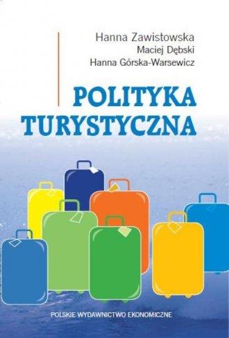 Polityka turystyczna. Powstanie - okładka książki