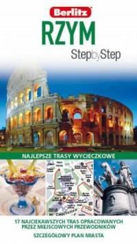 Rzym. Step by step - okładka książki